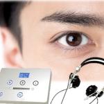 眼筋専用低周波EMS_アイトレセンター視力回復